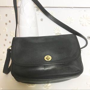 Coach Genuine Leather Crossbody Bag